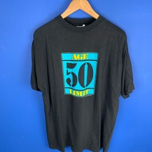 Vintage Spencer's gifts tee